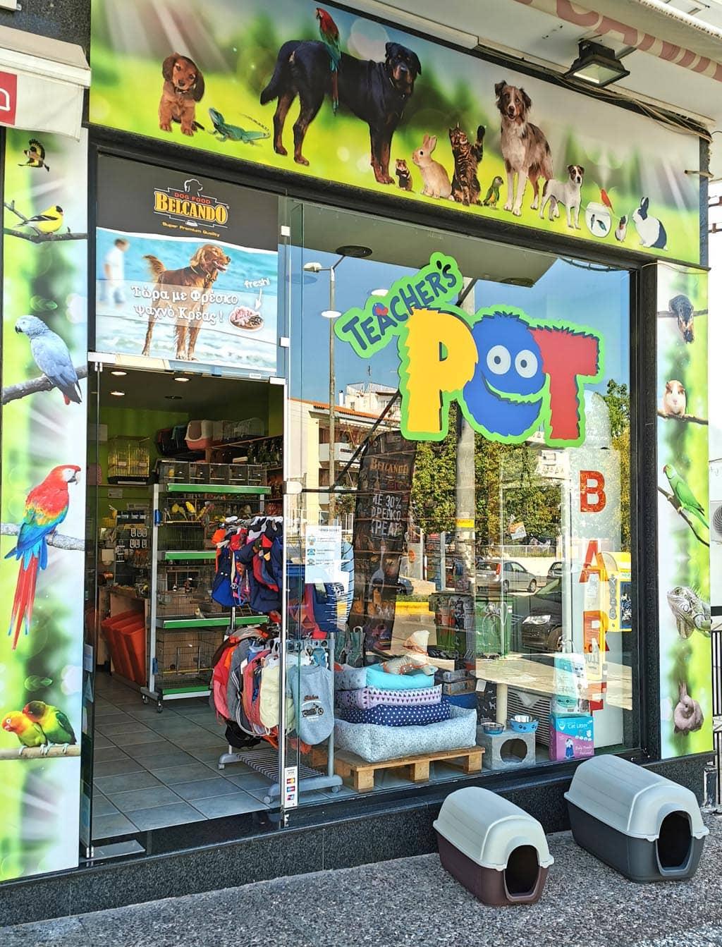 Pet Shop Τeachers Pet