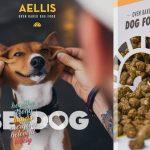 Ελληνική ξηρά τροφή σκύλου Aellis